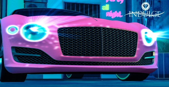 Bently EXT 360 VI Barbie Sparkle-4