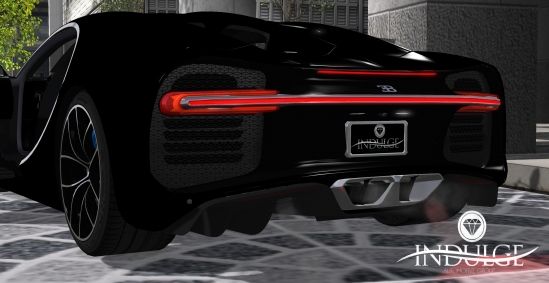 Indulge Gatti ChiRoN Black Beauty v1