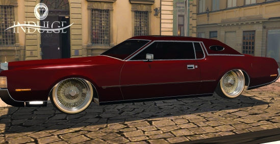 Lincoln continental mark iv-
